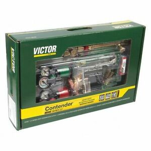 Victor 0384 2130 Gas Welding Outfit 315fc Torch Handle