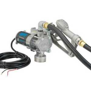 Great Plains Industries 137100 01 Fuel Transfer Pump 12vdc 8 Gpm 1 10 Hp