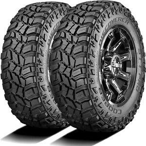 2 New Cooper Discoverer Stt Pro Lt 37x12 50r20 Load E 10 Ply Mt M T Mud Tires