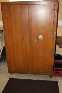 Fire Safe Class B Large Size Two Door