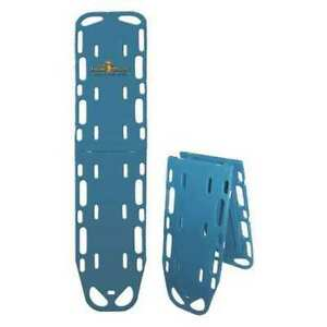 Iron Duck 35940 bl Folding Spineboard blue looped End