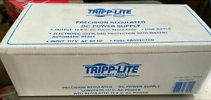 Tripp Lite Pr 3a 13 8v 3amp Dc Precision Regulated Power Supply