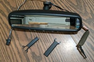 05 11 Subaru Outback Auto Dimming Mirror Compass Homelink Power Ztvhl3