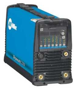 Miller Electric 907686 Tig Welder Dynasty 210 Series 120 To 480vac