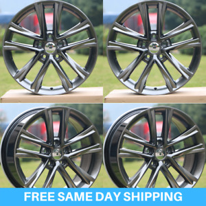 18 Hyper Silver F Sport Style Rims Wheels Fits Lexus Is250 Is300 Is350 Set Of 4