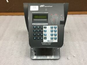 Schlage Hp 4000 Handpunch 4000 Recognition System For Parts repair Error 64