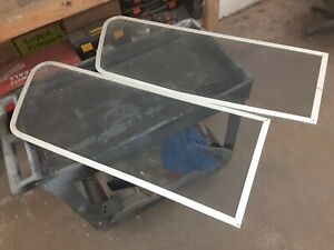 1978 1979 Truck Cap Screens For Ford Factory Oem Topper F150 250 8ft Bed 73 77