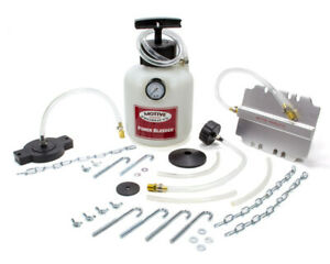 Motive Products Universal Brake Bleeder Kit Power Bleeder 250