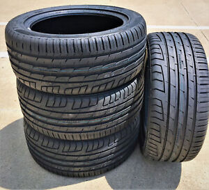 4 New Forceum Octa 245 45zr19 245 45r19 102y Xl A s High Performance Tires