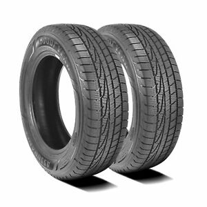 2 New Goodyear Assurance Weatherready 225 60r16 98h A s All Season Tires