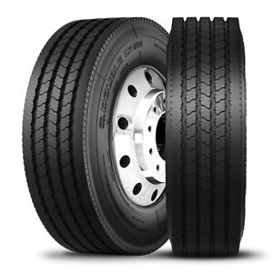 4 Tires Double Coin Rt500 255 70r22 5 H 16 Ply All Position Commercial