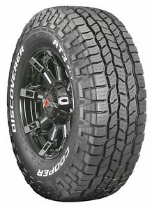 4 New Lt275 70 18 Cooper Discoverer A T3 Xlt 10 Ply All Terrain Radial Tire