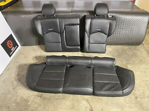 Cadillac Cts V Sport Sedan 2014 2019 Oem Rear Back Leather Chair Seat 8k