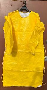 Dupont Tychem Qc Yellow Apron With Sleeves Qty 12 case