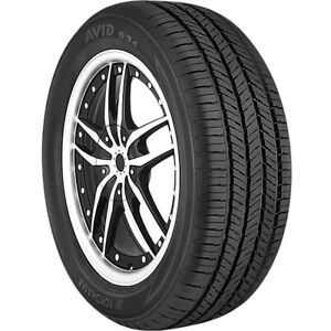 Yokohama Avid S34m 205 55r16 89v As A S Performance Tire