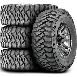 4 New Mickey Thompson Baja Mtzp3 Lt 285 70r17 121 118q E 10 Ply M T Mud Tires