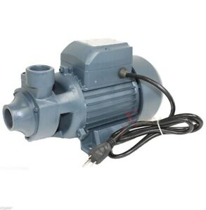 New 110v 13gpm Lift 26ft 1hp Electric Clear Water Pump Pool Pond