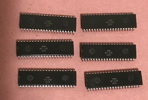 Lot Of 5 Mos Mps6502 Professional Ic Chip Electronic Component Nos Unused