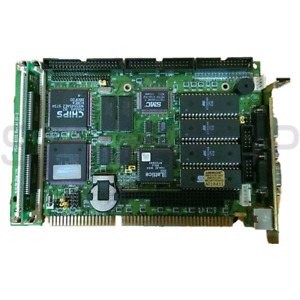 Used Tested Advantech Pca 6135 Industrial Cpu Board
