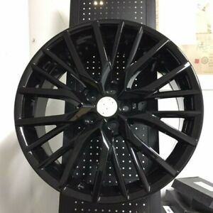 17 2018 Black F Sport Rims Wheels Fits Lexus Is250 Is300 Is350 Is Awd Fsport