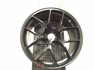 19 Vortex Gtr Concave Black Rims Wheels Fits Honda Accord Sport Civic Si