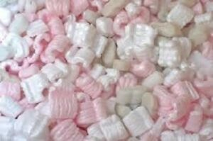 16 Cubic Cu Ft Mixed Loose Fill Shipping Packing Peanuts 120 Gallons