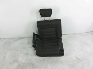 2007 2008 Honda Element Sc Rear Passenger Right Seat Black Cloth