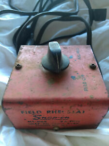 Snap On Mt 316b Field Rheostat Vintage Tool