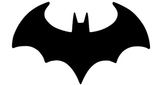 Batman Logo Dark Knight Decal Die Cut Vinyl Window Truck Car Sticker Comic