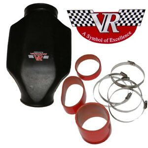 Vararam Industries 97 00 Corvette C5 Powerduct Power Duct Air Bridge Intake
