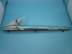 1941 Oldsmobile Hood Ornament Nos Excellent Chrome Lucite New Old Stock