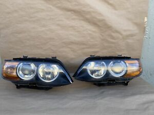 04 06 Bmw X5 E53 Oem Adaptive Afs Xenon Headlights Assembly Pair Left And Right