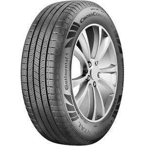 4 New Continental Crosscontact Rx 235 55r19 101h As A S All Season Tires