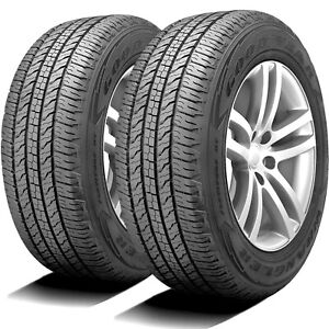 2 New Goodyear Wrangler Fortitude Ht 235 70r16 106t A S All Season Tires