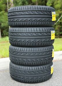 4 Tires Landgolden Lg27 205 50r17 Zr 93w A s High Performance All Season