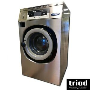 17 Primus 20lb Coin Commercial Washer 1phase Laundromat Huebsch Unimac Ipso