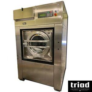 17 Unimac 90lb Soft Mount Commercial Washer 3ph Hotel Motel Huebsch Ipso