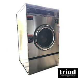 07 Dexter 18lb Express Coin Commercial Washer 1phase Laundromat Huebsch Unimac