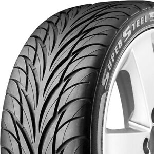 4 New Federal Super Steel 595 235 35r19 Zr 91w A S High Performance Tires