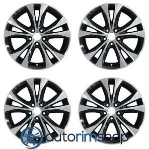 New 18 Replacement Wheels Rims For Toyota Rav4 2013 2014 2015 Set Machined W