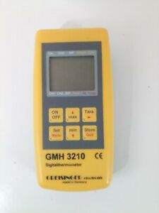Greisinger Gmh 3210 Digital Thermometer 220 Up To 1750 c