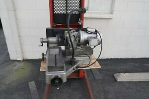 Cuttermaster Tool And Cutter Grinder Hdt 30 End Mills Bench Top