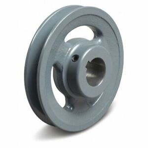Tb Wood s Ak4978 7 8 Fixed Bore 1 Groove Standard V belt Pulley 4 75 In Od