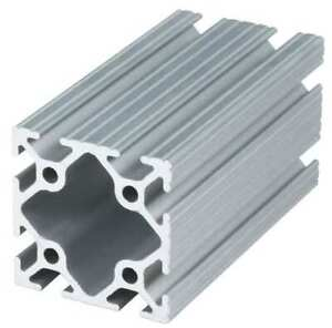 80 20 2020 72 Extrusion t slotted 10s 72 In L 2 In W
