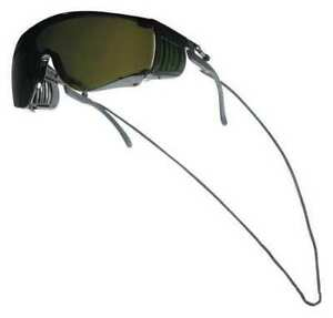 Bolle Safety 40056 Welding Safety Glasses Otg Shade 5 0 Polycarbonate Lens