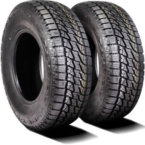 2 New Leao Lion Sport A t 265 70r15 112t At All Terrain Tires