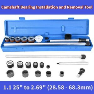 Universal Engine Camshaft Cam Bearing Installation Insert Removal Remove Tool Us