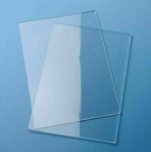 Clear Acrylic Sheets Perspex Plate Plastic Plexiglass Material Cut Panel 6 sizes