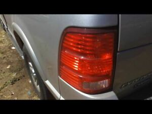 2002 Ford Explorer Limited Tail Lamp 15983143