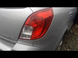 2014 Captiva S Tail Lamp 15820311